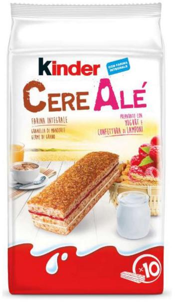 kinder cereale