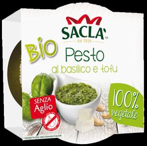 pesto basilico-tofu sacla bio vegano