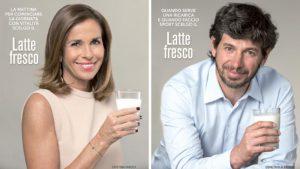 latte pubblicita