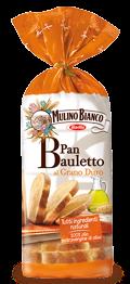 Mulino Bianco 2016 Pan Bauletto al Grano duro