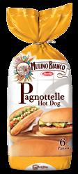 Mulino Bianco Pagnottelle Hot Dog 2016