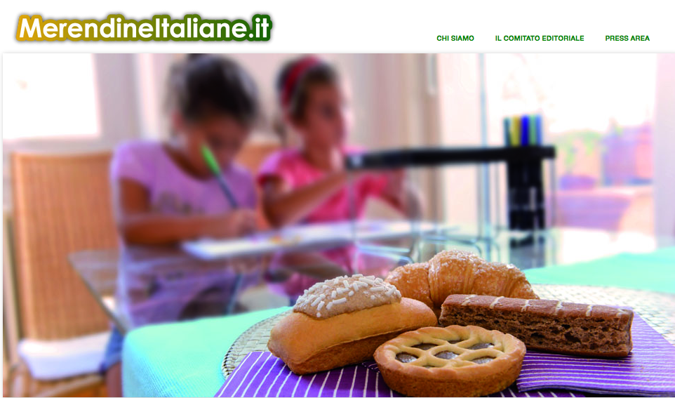 Merendine italiane