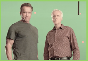 WildAid Arnold Schwarzenegger James Cameron