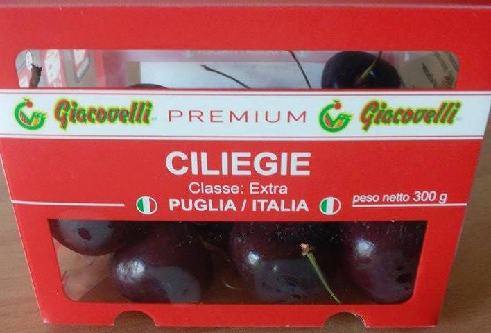 ciliegie simply origine puglia