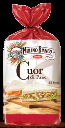 cuor di pane mulino bianco 2016