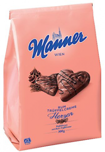 manner wafer cuore