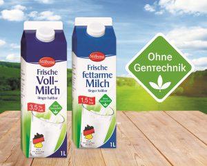 Lidl latte senza OGM