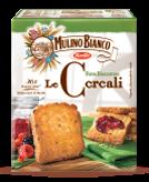 mulino bianco fette biscottate 2016 le cereali