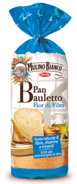 pan bauletto fior di fibra mulino bianco 2016