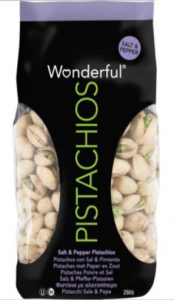 pistacchi wonderful simply aflatossine