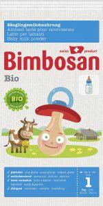 Bimbosan Bio 1 latte in polvere