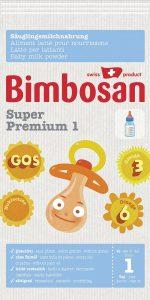 Bimbosan Super Premium 1 latte in polvere