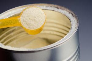 L'esterificazione dell'acido palmitico è differente: quello del latte materno viene assorbito di più