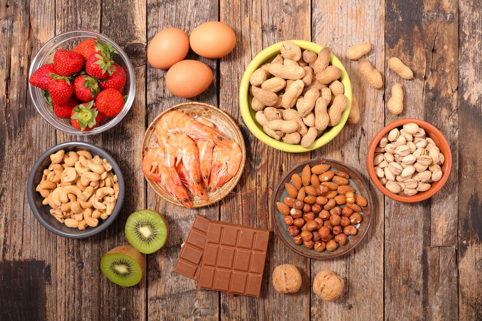 dieta povera di istamina e ricca di danni