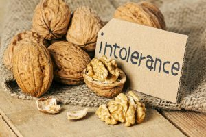 intolleranza allergia