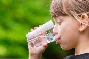 acqua potabile fluoro