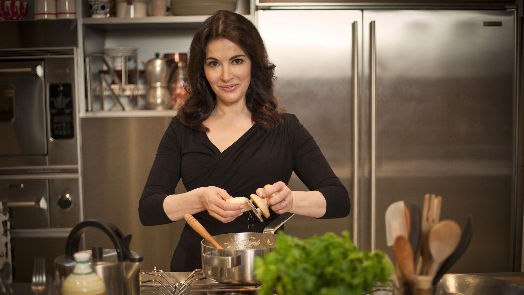 nigella-lawson chef televisione