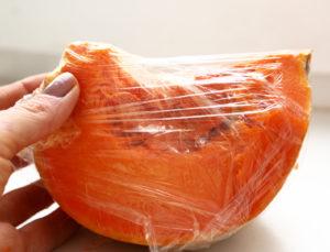 packaging alimenti PVC