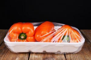 PVC plastica per alimenti