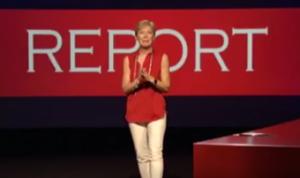 Milena Gabanelli report rai