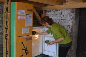 foodsharing frigorifero solidale