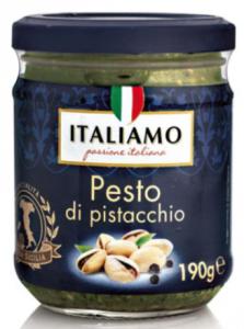 pesto di pistacchio italiamo lidl