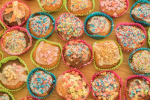 zucchero cup cake