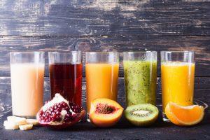 zuccheri succo di frutta