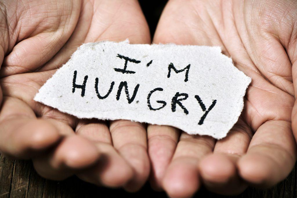 fame malnutrizione povertà