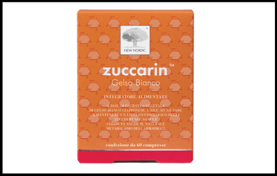 Zuccarin New Nordic integratore gelso bianco