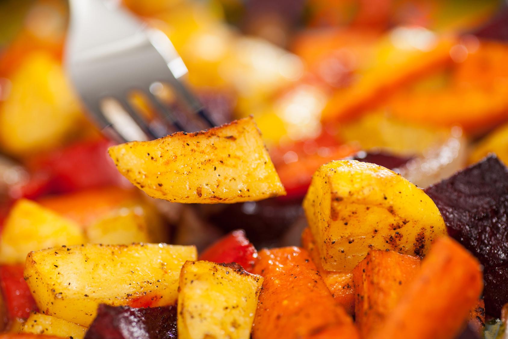 patate acrilammide forno
