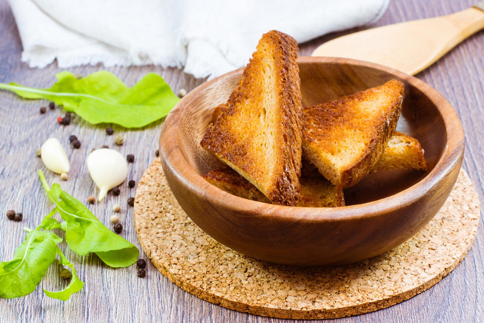pane doratura acrilammide forno