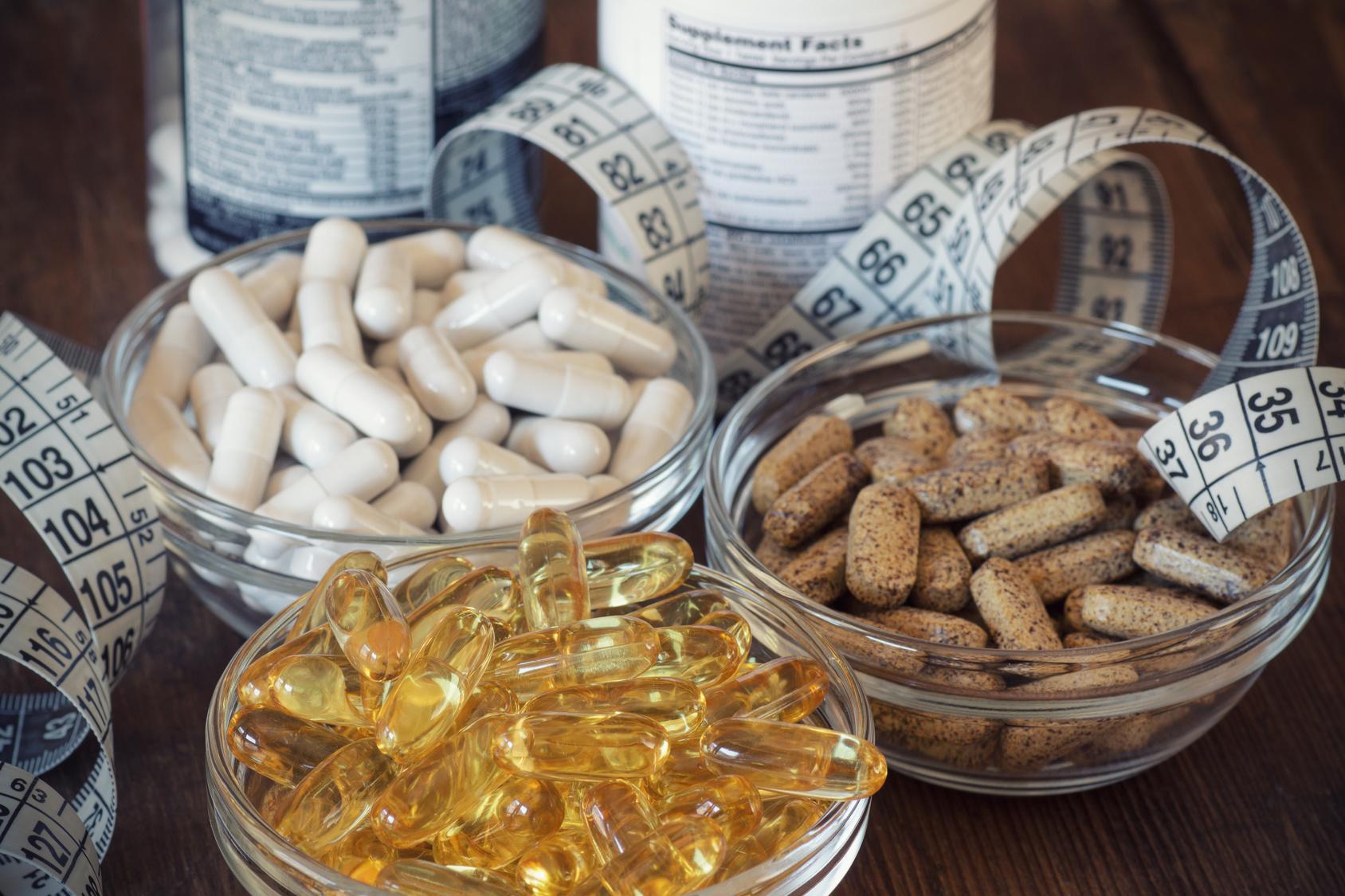 Herbalife integratori