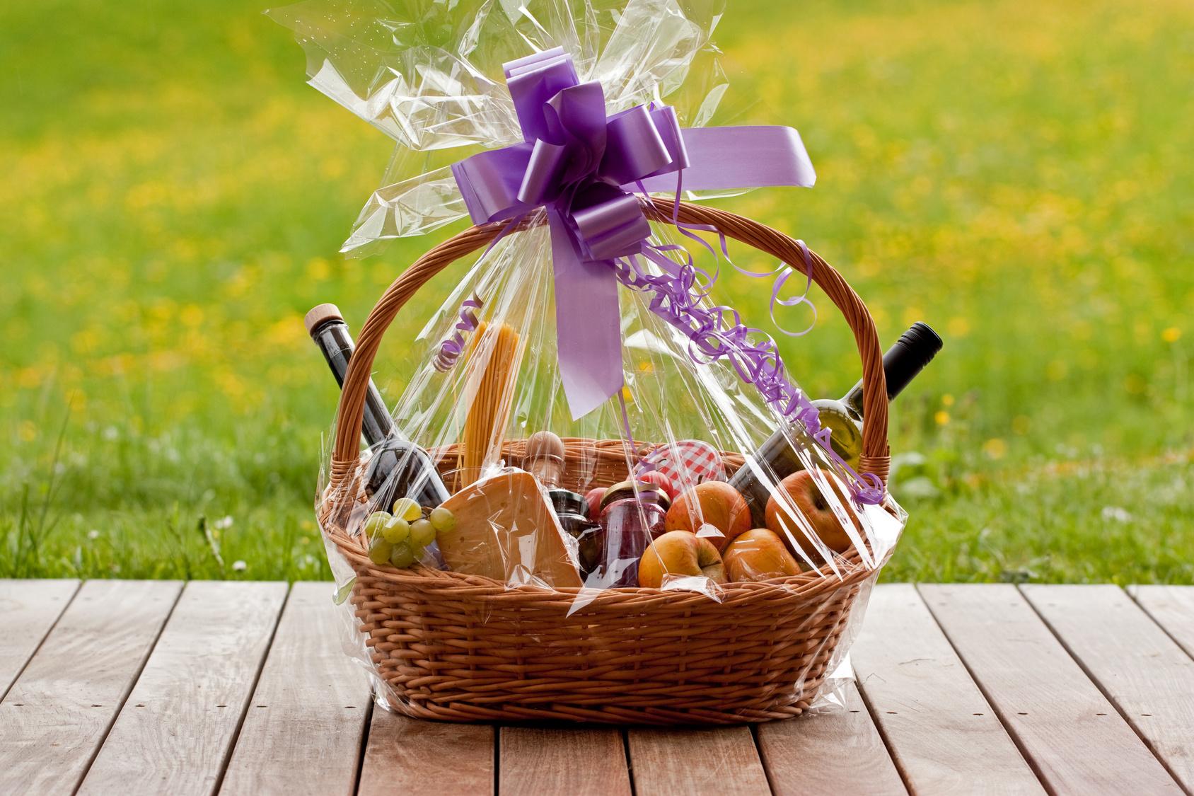 Favorito Cesti regalo con alimenti e bevande, quali informazioni? Risponde PT89