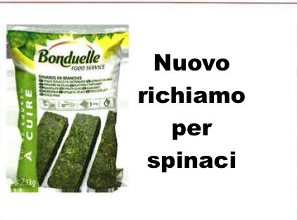 spinaci surgelati