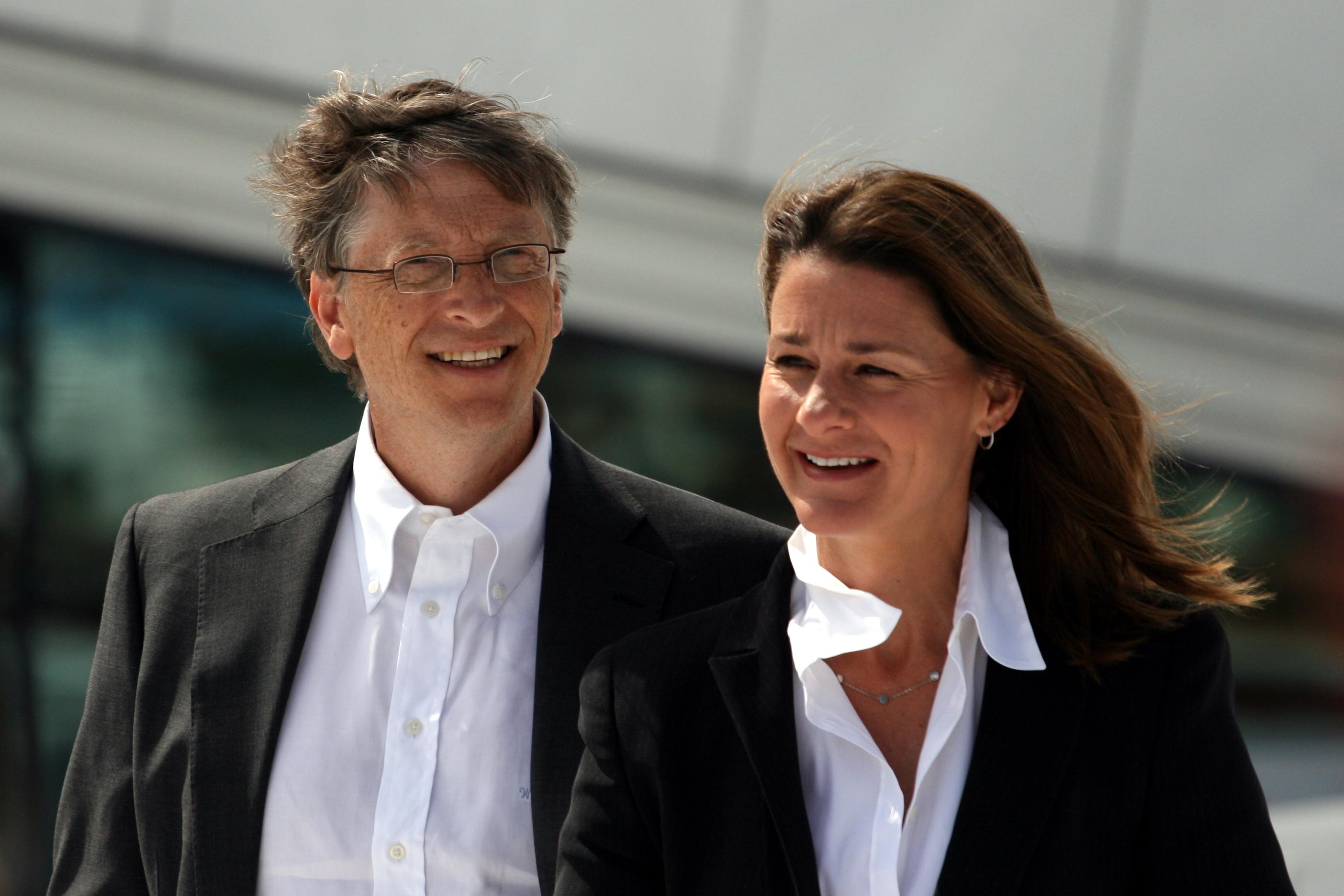 Bill Gates finanzia la ricerca genetica per una super-mucca per l ...