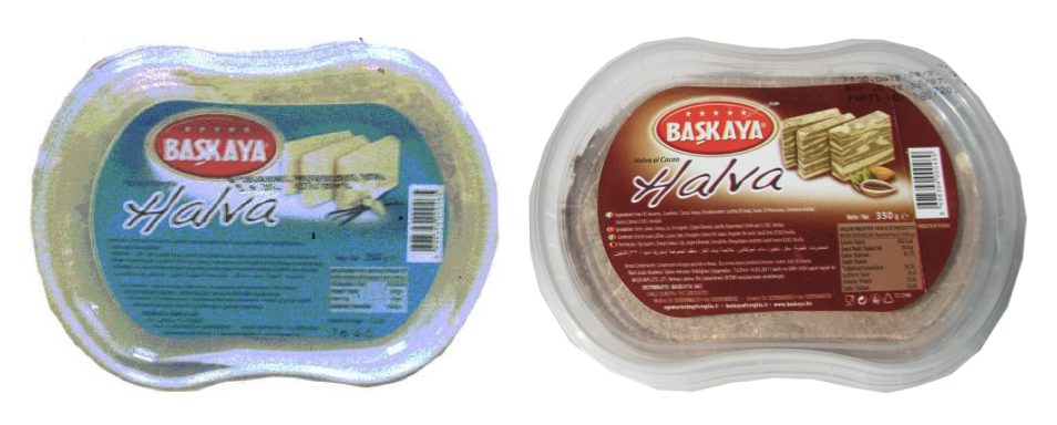 baskaya halva pasta di sesamo vaniglia cacao