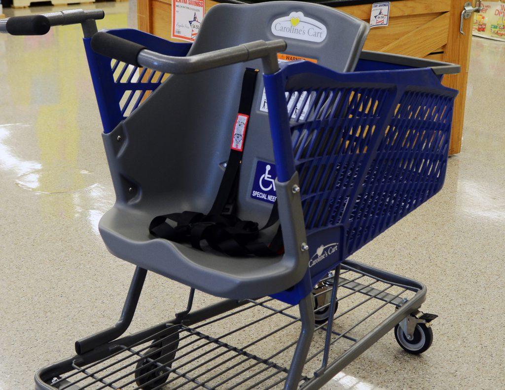 Caroline's Cart carrello spesa