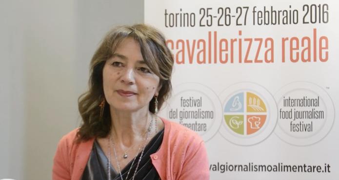 Rosanna Massarenti 2016 festival giornalismo alimentare