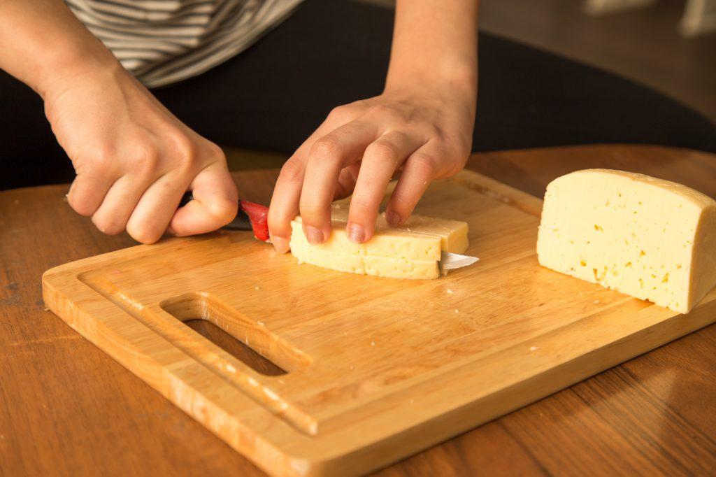 crosta di formaggio