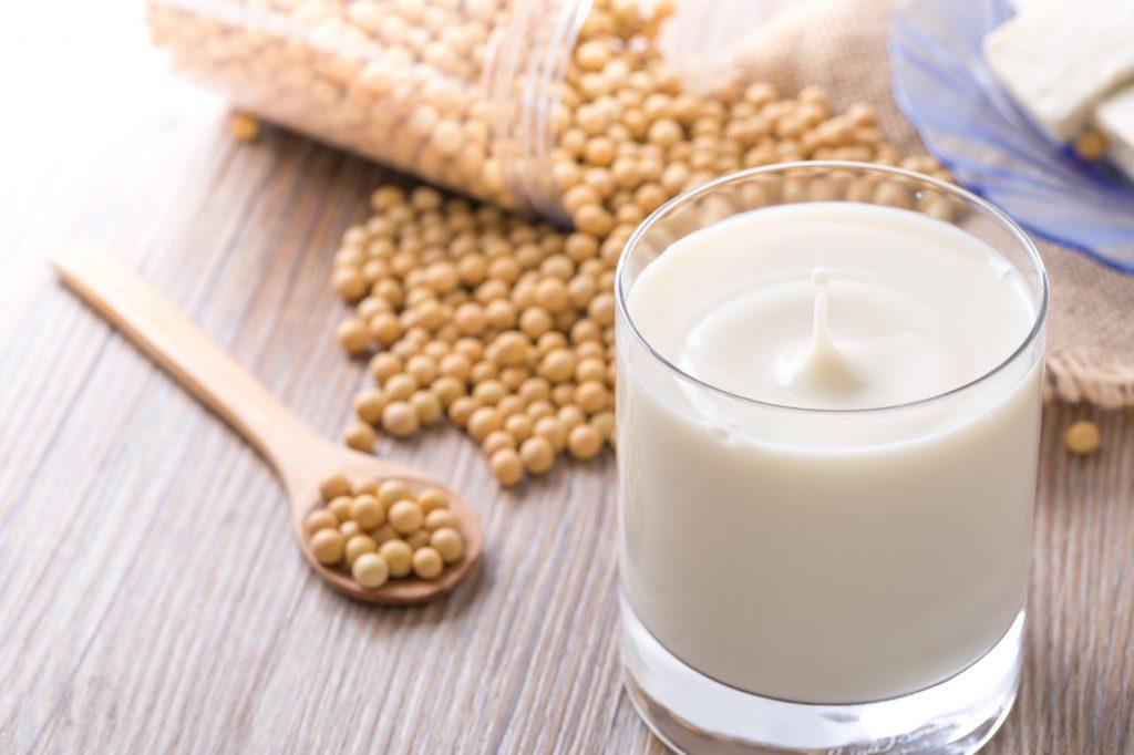latte di soia veg