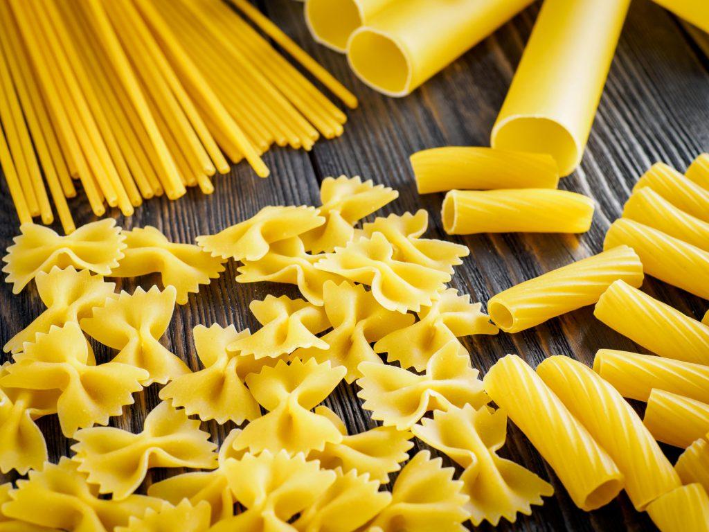 pasta spaghetti carboidrati