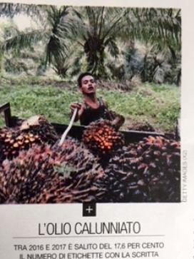 venerdi di repubblica olio di palma 2018 marzo