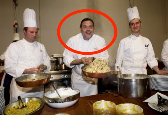Gianfranco vissani cucina