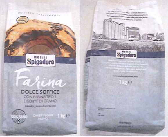 molini spigadoro farina dolce soffice