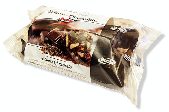 salame di cioccolato bocon