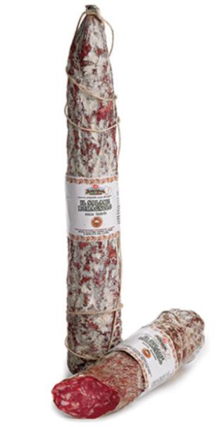 salame romagnolo senza lardello natural salumi
