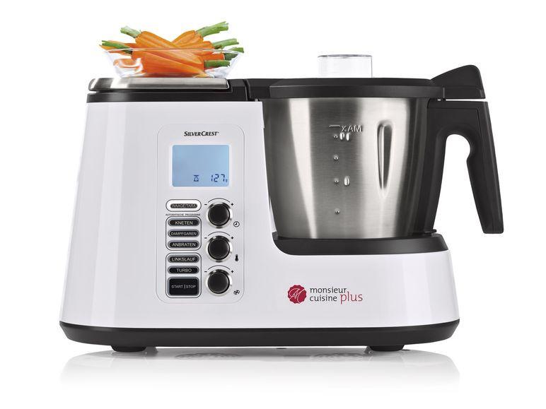 silvercrest lidl robot da cucina